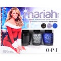 OPI Mariah Carey Liquid Sand Mini Nail Polish Trio Set