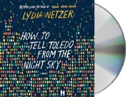 How to Tell Toledo from the Night Sky (CD-Audio)