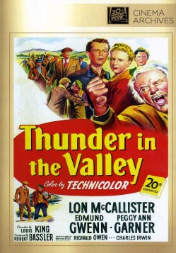 Thunder In The Valley (DVD)