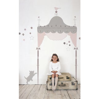 Kids Lab Juliette Headboard Giant Wall Decals