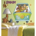 Scooby Doo Mystery Machine Peel and Stick Giant Wall Decal
