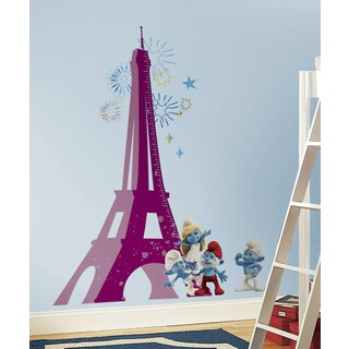 Smurfs 2 Growth Chart Peel and Stick Wall Decals