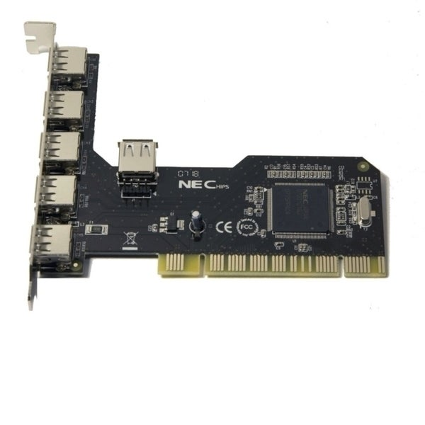 SYBA Multimedia 2-port Serial PCI Multi-I/O Card