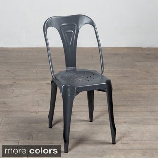 Kinsey Metal Dining Chair (India)