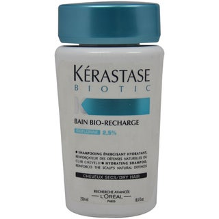 Kerastase Biotic Bain Bio-Recharge 8.5-ounce Shampoo for Dry Hair