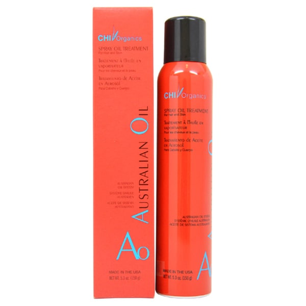 CHI Organics Australian Oil 5.3-ounce Spray Treatment