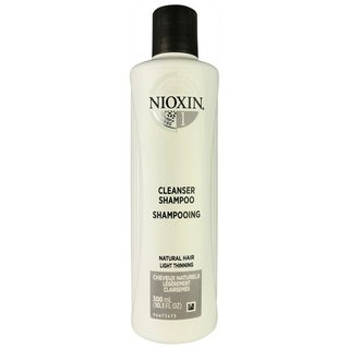 Nioxin System 1 Cleanser For Fine Natural Normal Thin Looking Hair