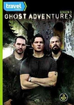Ghost Adventures: Season 5 (DVD)