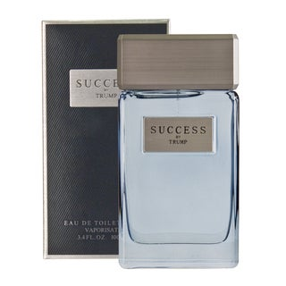 Donald Trump 'Trump Success' Men's 3.4-oz Eau de Toilette Spray