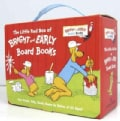 The Little Red Box of Bright and Early Board Books (Board book)