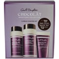 Chocolat Smoothing Collection by Carol's Daughter for Unisex - 3 Pc Set 2oz Shampoo & Conditioner, 1.5oz Blow Dry Cream