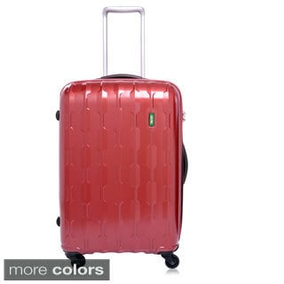 Lojel Arrowhead 26-inch Medium Hardside Spinner Upright Suitcase