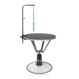 Go Pet Club Round HGT Series Pet Grooming Table