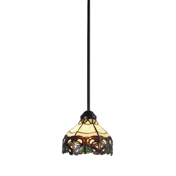 Z-Lite 1-light 60-watt Mini Pendant