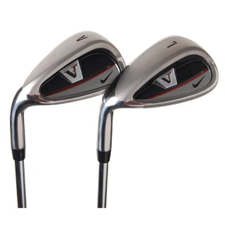 Nike Victory Red Lob and Gap Wedge Pack LH