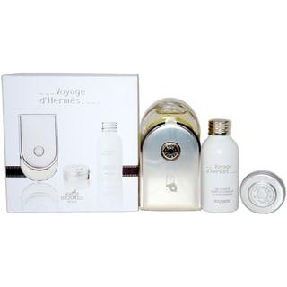 Hermes Voyage dHermes Women's 3-piece Fragrance Gift Set
