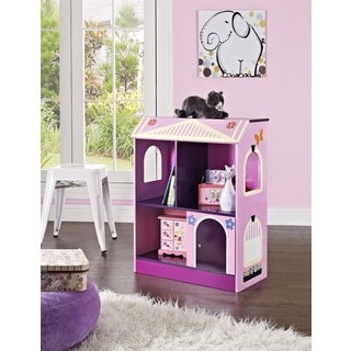 Altra Kid's Flower 2-shelf Bookcase