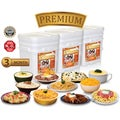 Relief Foods Premium 450-serving Entree Emergency Food Supply