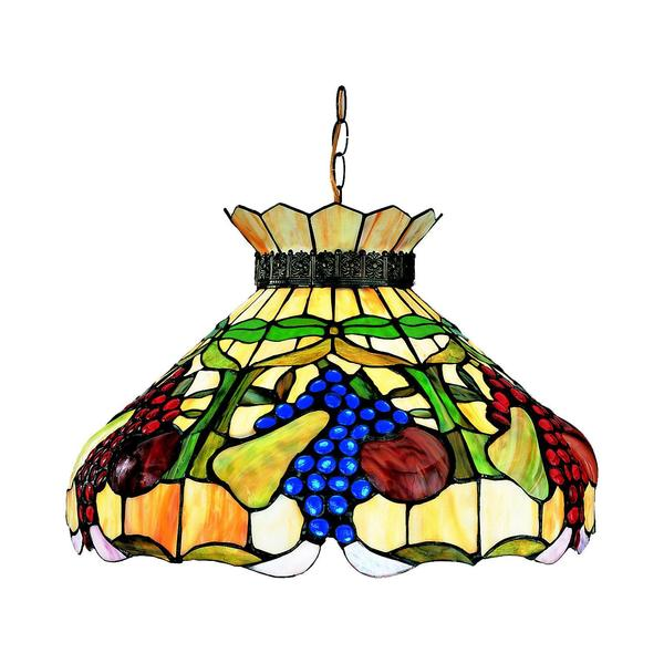 Z-Lite 1-light Fruit-themed Pendant