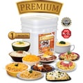Relief Foods Premium Entree Bucket (150 Servings)
