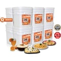 Relief Foods Essential 1,560-serving All Entree Emergency Food Supply