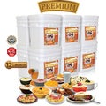 Relief Foods Premium 12 Month Emergency Food Supply (1800 Servings)