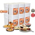 Relief Foods 1 Year Supply Essential Breakfast and Entree Bucket (1560 Servings)