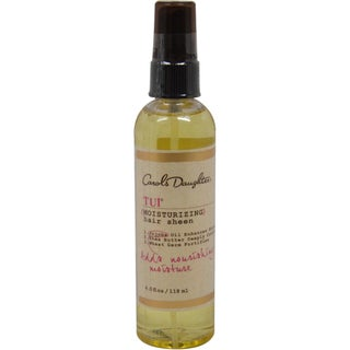 Carol's Daughter Tui Moisturizing Hair Sheen 4-ounce Spray