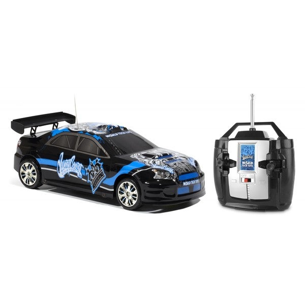 Licensed West Coast Customs Black Ryders RC Car
