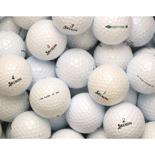 Srixon Mix Golf Balls (Pack of 36) (Recycled)