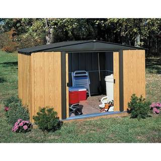 Arrow Woodlake 8 x 6-foot Storage Shed