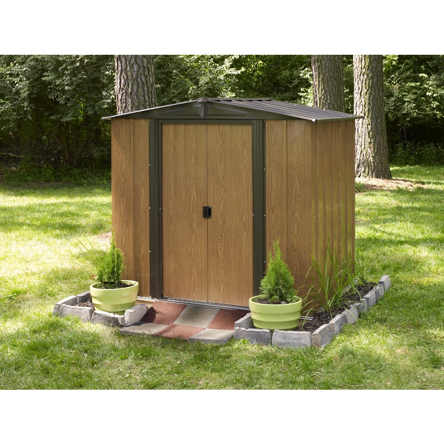 Arrow Sheds Arrow Woodlake 6 x 5-foot Storage Shed at Sears.com