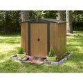 Arrow Woodlake 6 x 5-foot Storage Shed