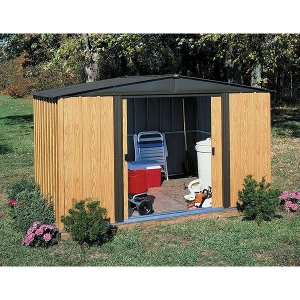 Arrow Woodlake 10 x 8-foot Storage Shed