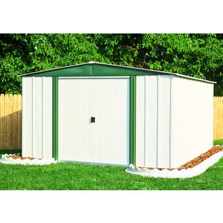Arrow Hamlet 8 x 6-foot Storage Shed
