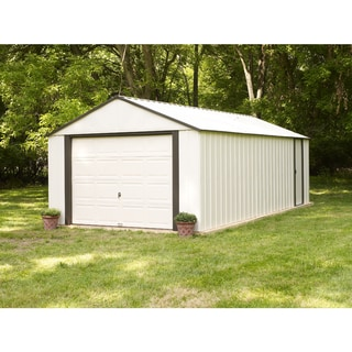Arrow Vinyl Murryhill 12x24-foot Steel Storage