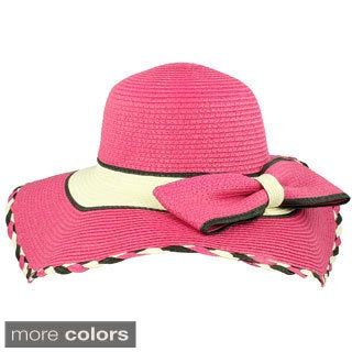 Faddism Premier Women' Fine Detailed Travel/Summer Hat