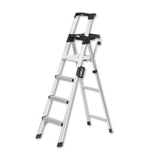 Cosco Signature Series 6-foot Premium Aluminum Step Ladder