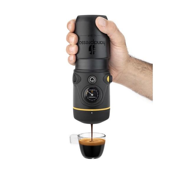 Handpresso Black Auto Espresso Maker