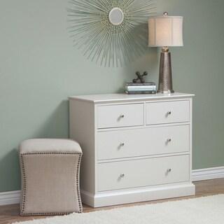 Ashby 4-drawer Dove Light Grey Dresser