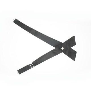 Ferrecci Women's Black Necktie