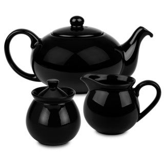 Waechtersbach Black Tea Set