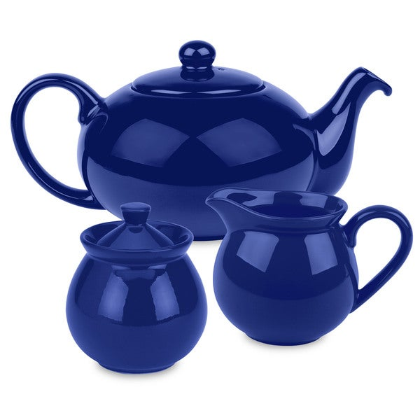Waechtersbach Royal Blue Tea Set
