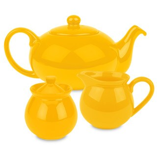 Waechtersbach Buttercup Tea Set
