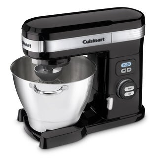 Cuisinart SM-55FR 5.5-Quart 12-Speed Stand Mixer (Refurbished)