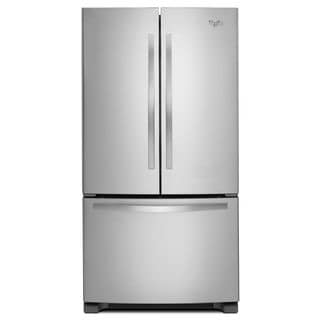 Whirlpool WRF535SMBM Stainless Steel French Door Refrigerator