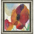 Doug Kennedy 'Poppy III' Framed Art Print