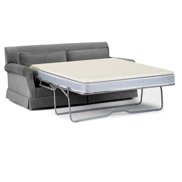 Select Luxury Reversible 1 5 Inch Sofa Bed Sleeper Memory