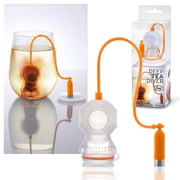 Fred & Friends Deep Tea Diver Infuser