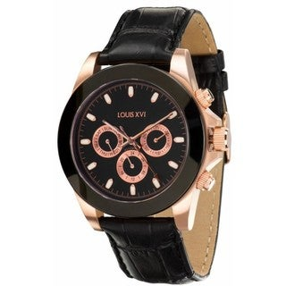 Revolution L'or Rose Sapphire Men's Automatic Watch